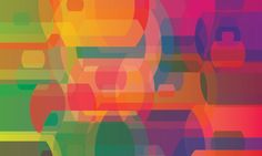Abstract illustrations by Philippe Intraligi, via Behance