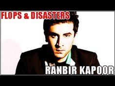 Ranbir Kapoor Flop Films List : Biggest Bollywood Flops & Disasters