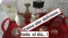 Cómo oler delicioso todo el dia! Lita Pinto
