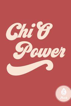 Geneologie   Chi Omega   Chi O Power   Recruitment   Retro   Bid Day Chi Omega Recruitment, Phi Mu, Sorority Life, Bid Day, Greek Life, Make A Wish, Graphics, Retro, Graphic Design