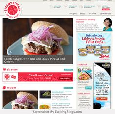 Steamy Kitchen Recipes and Food Blog - Click to visit site:  http://1.33x.us/IizKqY