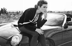 Nicole Fox Alex Model, Nicole Fox, Tap Shoes, Dance Shoes, Confessions Of A Shopaholic, America's Next Top Model, Redheads, Editorial Fashion, Favorite Tv Shows
