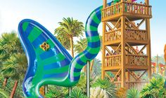 Walhalla Wave - Aquatica San Antonio (Sea World Park) featured on Extreme Waterparks. Plus I've never been to Texas.