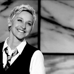 Ellen DeGeneres - Every single episode of her show she helps people! She inspires people to be charitable. She gives money to people who need it and she gives so many gifts away... She is a very inspiring person and a lot of people look up to her . Ellen is  also hilarious!