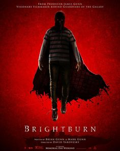 High resolution official theatrical movie poster ( of for Brightburn Image dimensions: 2024 x Starring Elizabeth Banks, David Denman, Meredith Hagner Hindi Movies, All Movies, Movies 2019, Movies To Watch, Movies Online, Movies And Tv Shows, Movie Tv, Horror Movies, Netflix Movies