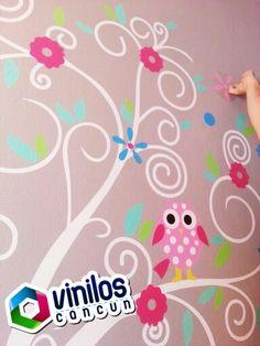 Vinil Decorativo Infantil
