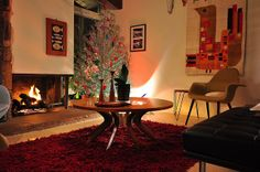 Christmas modern by Chimay Bleue, via Flickr
