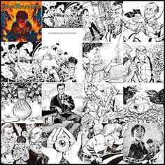 Eight Days of Luke written by Diana Wynne Jones with illustrations by David Wyatt