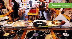 Customers browse through Vinyl Junkies record shop in Berwick Street, Soho, London Vinyl Record Store, Vinyl Records For Sale, Sturgill Simpson, Chapo Guzman, Album Sales, Trip Hop, Vinyl Junkies, Music Store, Lps