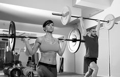 5 #CrossFit Workouts That Will Kick Your Butt via @DailyBurn