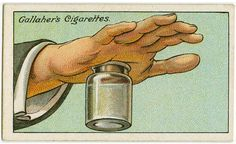 Cafe Cartolina: Vintage cigarette cards