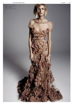 Elie Saab Spring 2011 Haute Couture