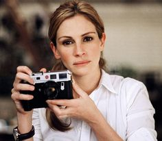 the perfect pout - Julia Roberts