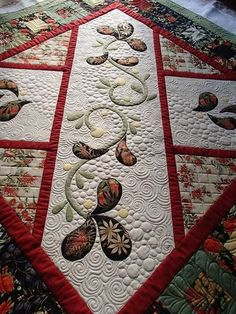 Helen's Quilt - QuiltingHub - Love the quilting! by priscilla