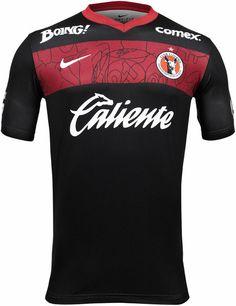 Jersey Nike Xolos Visitante Football Shirts 6469bd928bf56
