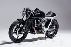 The Pursuit of Perfection: Eastern Spirit's CX500 | Bike EXIF