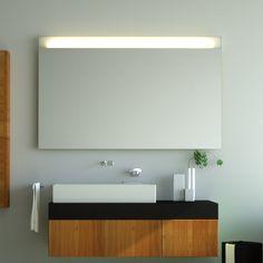 #Badspiegel #Lichtspiegel PHOBOS #Leuchtstoff
