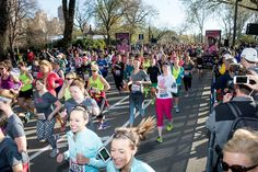 Across most long and short race distances, women now outnumber men, thanks partly to a rise fueled by social and charity groups.