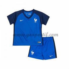 8ccdc908a500f maillot de foot équipe nationale enfant France 2016 maillot domicile