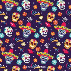 Halloween Wallpaper, Skull And Bones, Monster High, Sugar Skull, Spiderman, Backdrops, Scrapbook, Draw, Creative