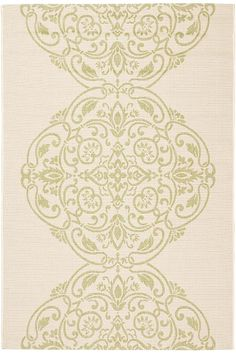 Martha Stewart Living Topiary Signet All Weather Area Rug From Home Decorators