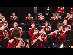 """John Philip Sousa's March, """"The Washington Post"""" - Conductor gives background"""