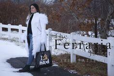 The Ferraria Jacket - Free Sewing Pattern - Mood Sewciety Sewing Patterns Free, Free Sewing, Clothing Patterns, Sewing Tutorials, Sewing Ideas, Free Pattern Download, Fur Trim Coat, Cape Pattern, Sewing Coat