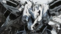 """""""Armored Core 4"""" still frame"""