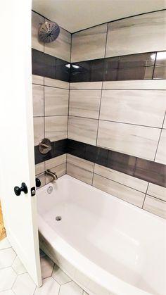 Alcove, Bathtub, Bathroom, Places, Standing Bath, Washroom, Bathtubs, Bath Tube, Full Bath
