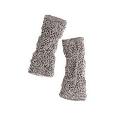 Women's Nepalese Flower Handmade Crocheted Wool Fingerless Gloves ($35) ❤ liked on Polyvore featuring accessories, gloves, wool gloves, fleece lined gloves, fleece lined wool gloves, crochet fingerless gloves and wool fingerless gloves