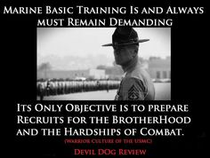 and it does an outstanding job of that. Once A Marine, Marine Mom, Marine Corps, Improvise Adapt Overcome, Marines Boot Camp, Mcrd San Diego, Joining The Marines, Gung Ho, Warrior Spirit