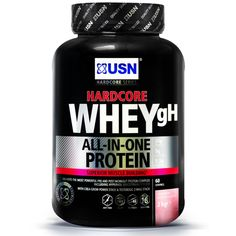 USN Hardcore Whey GH | USN (Ultimate Sports Nutrition) - Official Trade Sports Nutrition Distributor | Tropicana Wholesale