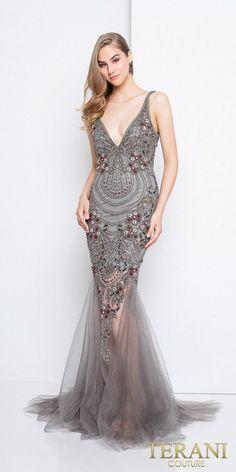 093132915e03 40 Best Prom 2017 Dresses images | Terani couture, Evening dresses ...