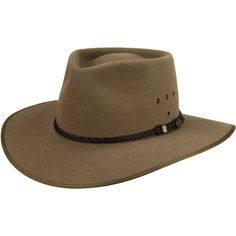 My hat. The Cattleman was made by Akubra for the Australian Stockman s Hall  of Fame - it safeguards the nose 7fe96257f6c