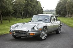 Jaguar E-Type 5.3 V12 - 1972 For Sale