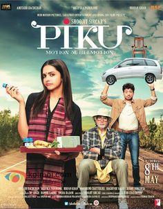 Download Full HD Movie Free: Piku (2015)