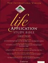 """Love the """"Life Application Study Bible"""""""