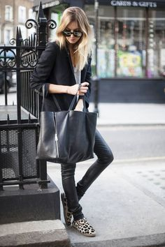 my style | womens fashion | womens style | all black | great look | love