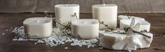"""Discover our extraordinary candles! Meet the """"ZEN"""" collection."""