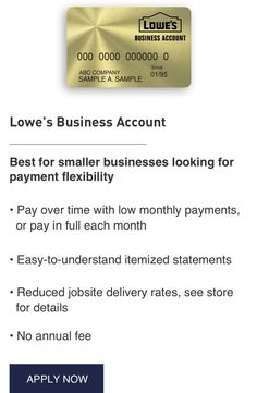 Activate lowes credit card to log into online account business activate lowes credit card to log into online account business pinterest reheart Choice Image