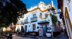 sevilla hotel boutique plaza dona elvira - Google Search