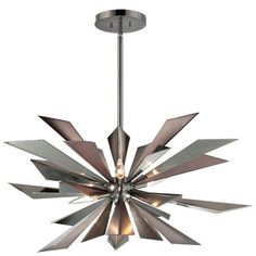 Crystorama Galaxy 3 Light Chandelier | AllModern