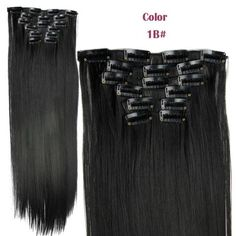 GET $50 NOW   Join RoseGal: Get YOUR $50 NOW!http://www.rosegal.com/hair-extension/trendy-long-straight-clip-in-heat-resistant-synthetic-hair-extension-suit-for-women-459113.html?seid=2275071rg459113