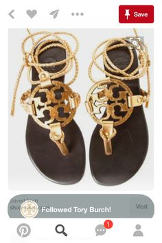 1dad7d344d00 Tory Burch Flats-Def got to have!