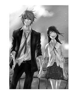Dengeki Daisy, manga, Teru and Kurosaki, last chapter, manga couple