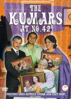 The Kumars At Number 42, 2001 ~ Sanjeev Bhaskar, Meera Syal, The Kumars at Number 42 is fantastic spoof chat show, in which the Kumars, a fictional immigrant family, have indulged their son Sanjeev by building a television studio in their back garden! Each week a selection of real celebrities are grilled by Sanjeev and the rest of the Kumars. Guests include Richard E. Grant, Michael Parkinson, Gary Lineker and Richard & Judy.