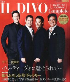 "Thanks for sharing with us @my_il_divo  RepostBy @my_il_divo: ""The Japanese magazine of @ildivo   #myildivo #ildivo #ildivoofficial #music #instamusic #magazine #japanese #liveinjapan #tourlife #news #magazinecover #goodguys #lovely #famous #stars #popopera #artists #greatband #greatvoice #amazingband #singers #aroundtheworld #carlosmarin #davidmiller #sebastienizambard #ursbuhler"" (via #InstaRepost @AppsKottage)"