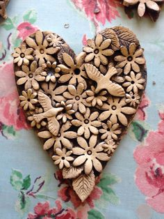 New Things To Try, Ceramic Jewelry, Clay Projects, Wall Plaques, Garden Art, Wind Chimes, Sculptures, Pottery, Ceramics