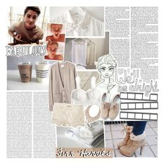 """""""//I need to know now know now can you love me again?//"""" by gaby-rodriguez ❤ liked on Polyvore featuring Oris, ...Lost, La Garçonne Moderne, GUESS by Marciano, Disney and isabellanutella"""