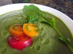 Summer's Garden Soup | Food: A Love Story